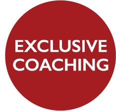 Exclusive Coaching