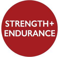 strength+endurance
