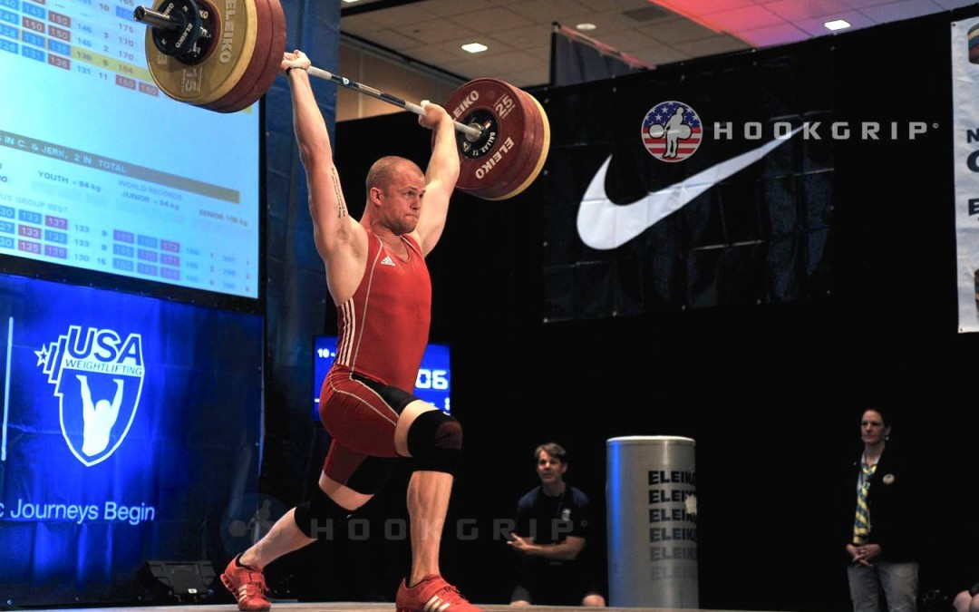 My Reflections from the 2015 USA Weightlifting National Championships
