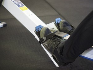 Rowing Foot Position