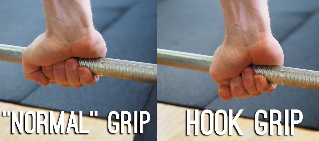 How to use Hook Grip | tape your thumbs and lift more!