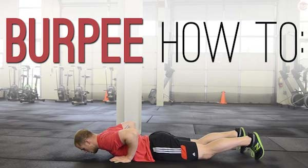 Burpee Tutorial | How to perform everyone's least favorite exercise