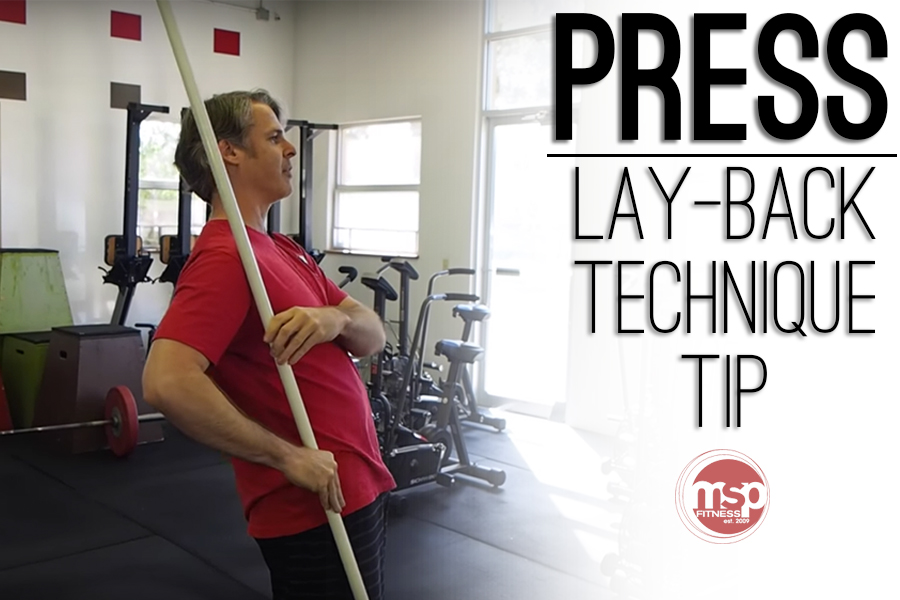 Get Better at Pressing | Tip to Improve your Barbell Press