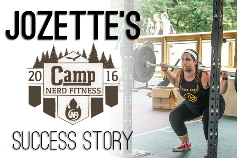 Camp Nerd Fitness | Jozette's PR Weekend in Georgia