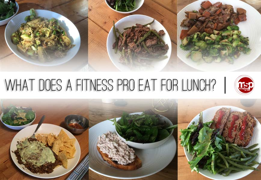 What Does a Personal Trainer Eat For Lunch? | 7 Days of a Fitness Professional's Midday Meals