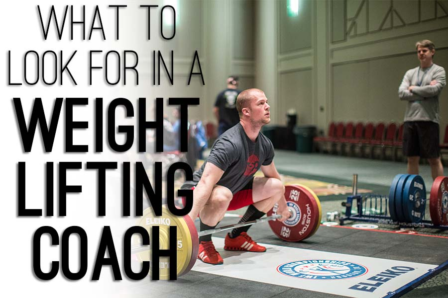 What to Look for in an Olympic Weightlifting Coach