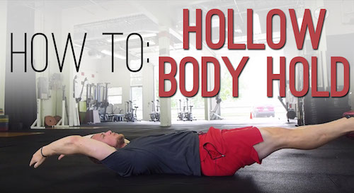 Hollow Body Hold | The World's Greatest Ab Exercise