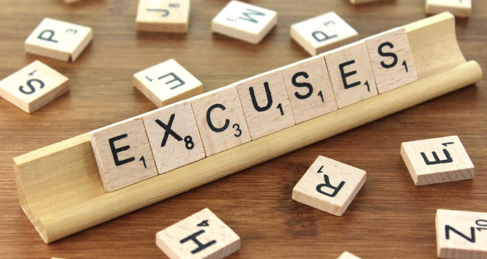 Excuses – And Other Lies That Keep You From Your Goals